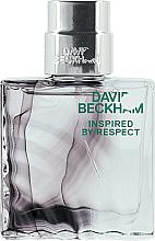 Perfumería y cosmética David Beckham Inspired by Respect - Eau de toilette