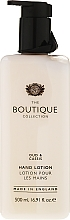 Perfumería y cosmética Loción de manos con aroma a casis - Grace Cole Boutique Hand Lotion Oud & Cassis