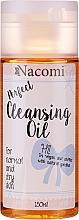 Perfumería y cosmética Aceite desmaquillante de argán, jojoba e Inca Inchi para pieles secas - Nacomi Cleansing Oil Make Up Remover