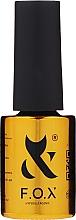 Perfumería y cosmética Esmalte gel de uñas hipoalergénico, UV/LED - F.O.X Crystal Cat Eye Gel Polish