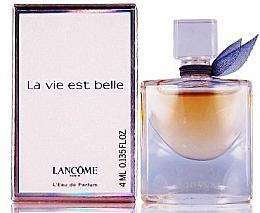 Perfumería y cosmética Lancôme La Vie Est Belle - Eau de parfum (mini)