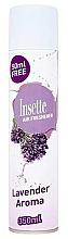 Perfumería y cosmética Ambientador con aroma a lavanda - Insette Air Freshener Lavender Aroma Spray