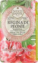 Perfumería y cosmética Jabón vegetal con peonía - Nesti Dante