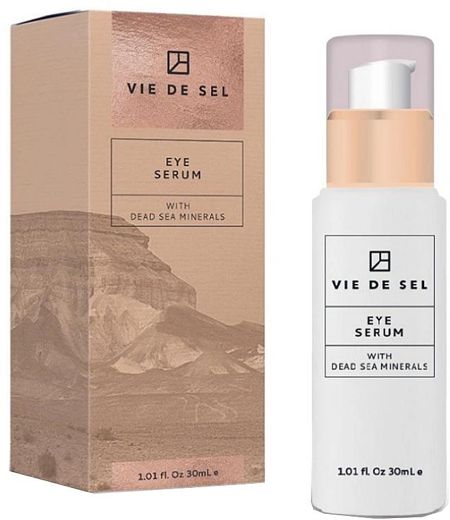 Sérum contorno de ojos hidratante con minerales del Mar Muerto - Vie De Sel Eye Serum