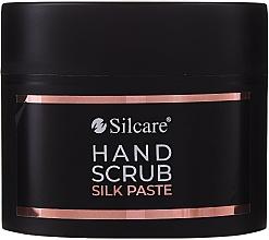 Perfumería y cosmética Exfoliante para manos con manteca de karité - Silcare Hand Scrub Silk Paste (mini)