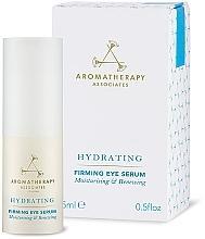 Perfumería y cosmética Sérum contorno de ojos reafirmante con extractos de arándano y mijo - Aromatherapy Associates Hydrating Firming Eye Serum