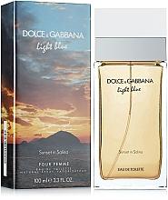 Perfumería y cosmética Dolce & Gabbana Light Blue Sunset in Salina - Eau de toilette