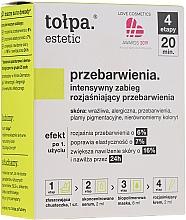 Perfumería y cosmética Tratamiento 4 pasos para el aclaramiento de la piel - Tolpa Estetic 4 Step Intensive Treatment Care