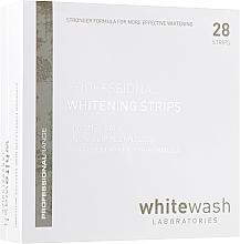 Perfumería y cosmética Tiras dentales blanqueadoras profesionales - WhiteWash Laboratories Professional Whitening Strips