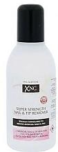 Perfumería y cosmética Quitaesmalte de uñas acrílicas y postizas - Xpel Marketing Ltd XNC Nail Care Super Strength Nail & Tip Remover