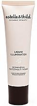 Perfumería y cosmética Iluminador facial líquido vegano - Estelle & Thild BioMineral Liquid Illuminator