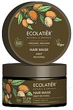 Perfumería y cosmética Mascarilla capilar revitalizante con aceite orgánico de argán - Ecolatier Organic Argana Hair Mask