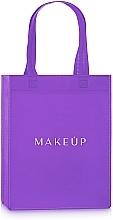 Perfumería y cosmética Bolso shopper, lila (33x25x9cm) - MakeUp Eco Friendly Tote Bag Springfield