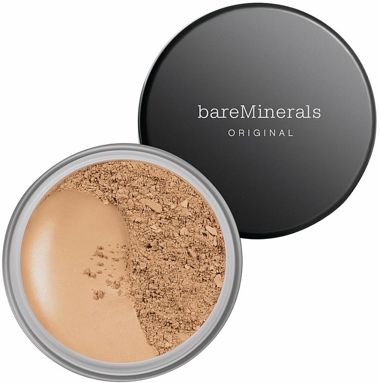 Base de maquillaje en polvo mineral suelto, SPF15 - Bare Escentuals Bare Minerals Original Foundation SPF15