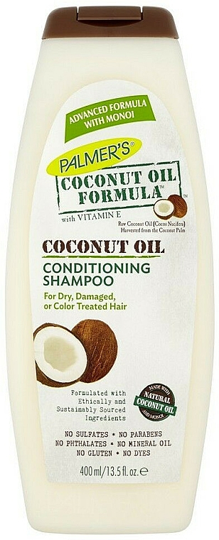 Champú acondicionador 2en1 con aceite de coco y vitamina E - Palmer's Coconut Oil Formula Conditioning Shampoo