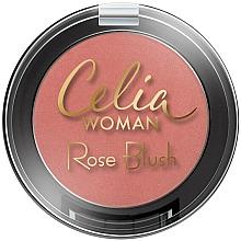 Perfumería y cosmética Colorete - Celia Woman Rose Blush