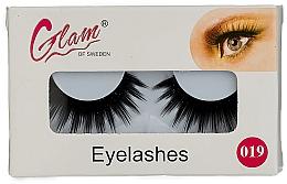 Perfumería y cosmética Pestañas postizas (sin pegamento) №019 - Glam Of Sweden Eyelashes