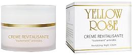 Perfumería y cosmética Crema de noche revitalizante - Yellow Rose Cellular Revitalizing Cream