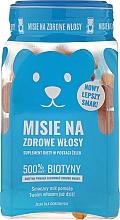 Perfumería y cosmética Complemento alimenticio en gominolas biotina, 300 g - Noble Health Misie For Hair