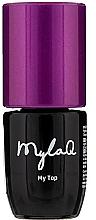 Perfumería y cosmética Top coat gel - MylaQ My Top