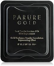 Perfumería y cosmética Polvo facial compacto (recarga) - Guerlain Parure Gold Compact Powder Foundation Refill SPF15