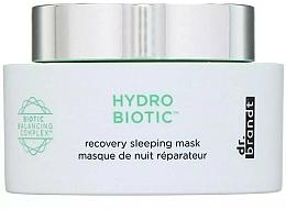 Perfumería y cosmética Mascarilla facial de noche con ceramidas y ácidos grasos - Dr. Brandt Hydro Biotic Recovery Sleeping Mask
