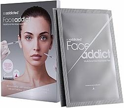 Perfumería y cosmética Tratamiento facial rellenador de antiarrugas con ácido hialurónico sin inyección - Soaddicted Faceaddict Multi-Zonal Non-Injectable Filler
