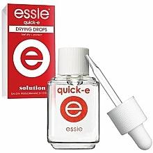 Perfumería y cosmética Gotas secantes de uñas - Essie Quick-E Dryng Drops