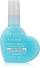 Acondicionador nutritivo y desenredante en spray, sin aclarado - Revlon Professional Equave Nutritive Detangling Conditioner — imagen N1