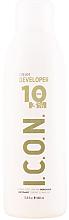 Perfumería y cosmética Crema activadora profesional, 3% Vol.10 - I.C.O.N. Ecotech Color Cream Activator 10 Vol (3%)