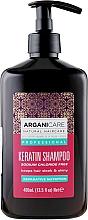 Perfumería y cosmética Champú con aceite de argán & queratina - Arganicare Keratin Shampoo