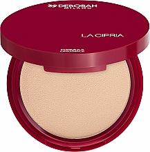 Perfumería y cosmética Polvo facial compacto - Deborah La Cipria