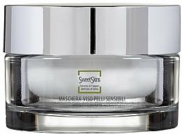 Perfumería y cosmética Mascarilla facial con extracto de alcaparras, pieles sensibles - Fontana Contarini Mask Sensetive Skin