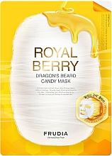 Perfumería y cosmética Mascarilla facial de tejido con jalea real y colágeno - Frudia Royal Berry Dragon's Beard Candy Mask