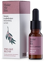 Perfumería y cosmética Sérum facial con jugo de hoja de aloe y aceites de argán & flor de ylang-ylang - Make Me Bio Anti-Aging Day And Night Serum