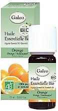 Perfumería y cosmética Aceite esencial orgánico de naranja 100% puro y natural - Galeo Organic Essential Oil Orange