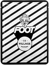 Perfumería y cosmética Mascarilla calcetines de pies reparadora con aceites de coco y jojoba - Village 11 Factory Relax Day Foot Mask