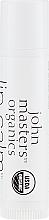 Perfumería y cosmética Bálsamo labial con aceite de menta - John Masters Organics Lip Calm Peppermint