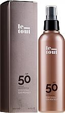 Perfumería y cosmética Spray corporal de protección solar con aloe vera y aceite de argán - Le Tout Sun Protect Body Spray SPF 50