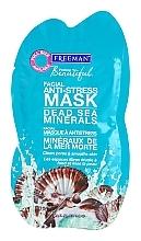 Perfumería y cosmética Mascarilla facial antiestrés rica en minerales del Mar muerto - Freeman Feeling Beautiful Dead Sea Minerals Anti-Stress Mask (mini)