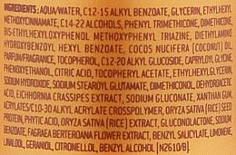Leche-aceite protector solar para cabello y cuero cabelludo con aceite de coco, resistente al agua - Nuxe Sun Milky After Sun Hair Oil — imagen N3