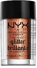 Perfumería y cosmética Purpurina para rostro y cuerpo - NYX Professional Makeup Face & Body Glitter