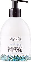 Perfumería y cosmética Gel íntimo con aceite de germen de trigo - Vianek Moisturising Intimate Hygiene Gel