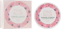 Perfumería y cosmética Parches de hidrogel para contorno de ojos con extracto de saúco negro, mora y arándanos, 120uds - G9Skin Pink Blur Hydrogel Eyepatch