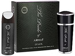 Perfumería y cosmética Armaf The Pride Pour Homme - Set (eau de parfum/100ml + desodorante perfumado/200ml)