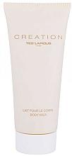 Perfumería y cosmética Ted Lapidus Creation - Loción corporal perfumada