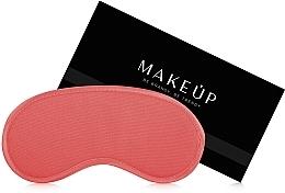 Perfumería y cosmética Antifaz para dormir, color coral, Clásico - MakeUp