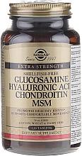 Perfumería y cosmética Complemento alimenticio de Glucosamina, Ácido Hialurónico, Condroitina y MSM, en tabletas - Solgar Glucosamine Hyaluronic Acid Chondroitin MSM