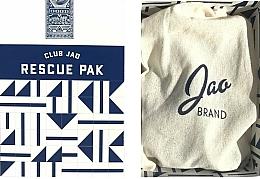 Perfumería y cosmética Jao Brand Travel Rescue Pak - Set (desinfectante de manos/59ml+ manteca corporal/18gr+ bálsamo labial/5gr)