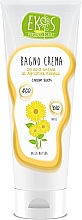 Perfumería y cosmética Crema de ducha bio con aceite natural de girasol eco - Ekos Personal Care Bagno Cream Bath